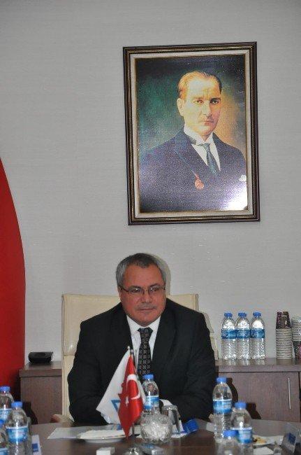 SERKA'nın 46. Olağan Yönetim Kurulu Toplantısı Yapıldı