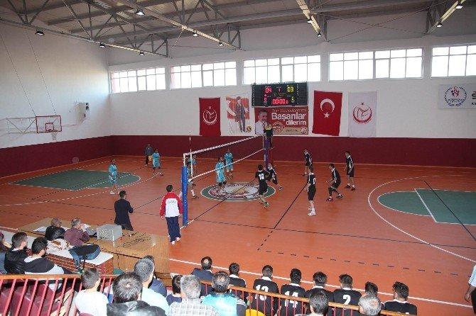 Seydişehir Başkanlık Voleybol Turnuvası Başladı