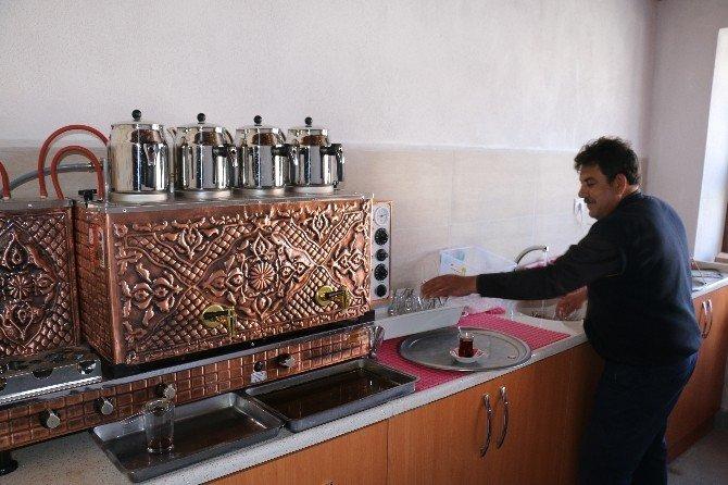 Seyitgazi'de Çaylar Mahmut'tan