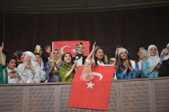 PKK'nın Kaçırdığı İlçe Başkanı Mecliste