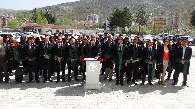 Tokatlı Avukatların Yeni Adliye Sarayı Beklentisi