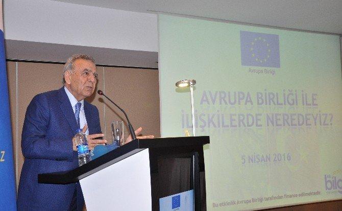 Mülteci Krizi Avrupa İle Türkiye İlişkilerine Fırsat Sundu