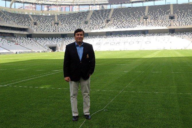 Tsyd'den Beşiktaş'ın Yeni Stadına Ziyaret