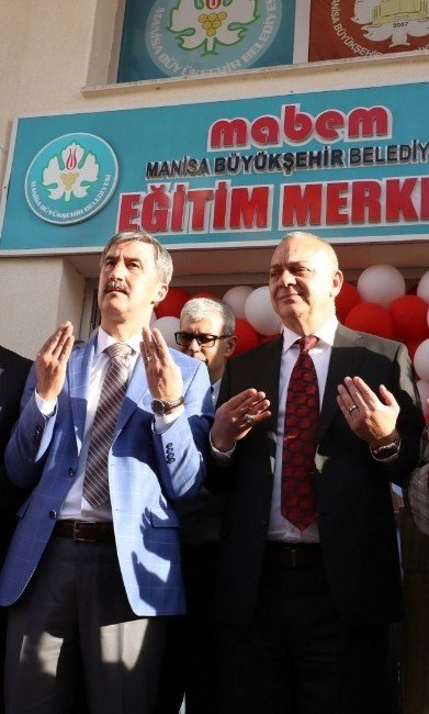 Başkan Şirin Ve Başkan Ergün'den Turgutlu'ya Müjdeler