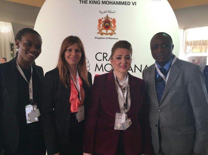 Atasoy, Sierra Leone Cumhuriyeti Ulaştırma Ve Havacılık Bakanı'yla Görüştü