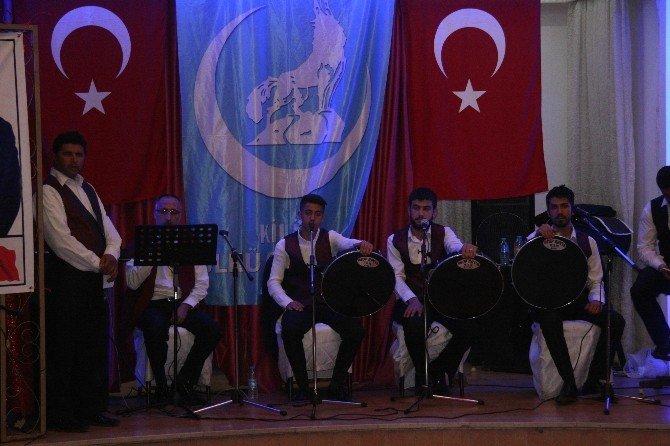 Alparslan Türkeş'in Ölümünün 19. Yıl Dönümünde Kilis'te Anıldı
