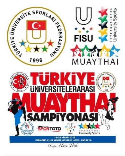 Türkiye Üniversiteler Arası Muaythai Şampiyonası Heyecanı Başlıyor