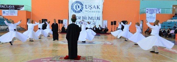 Uşak Üniversitesi'nde Sema Gösterimi