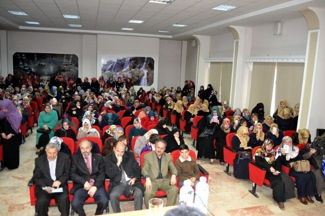 Kur'an Kursları Arası Kur'an'ı Yüzünden Güzel Okuma Yarışması Yapıldı