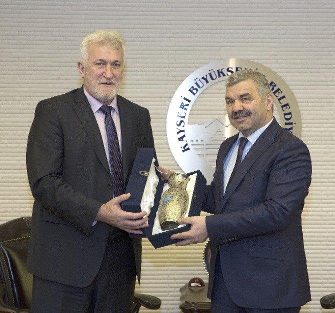 Başkan Mustafa Çelik: