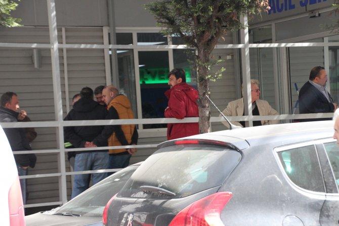 ERDEMİR'de 4 işçi azot gazından zehirlendi