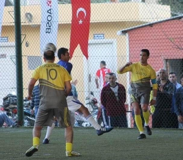Aosb Ligi'nde Yarı Finalistler Belli Oldu