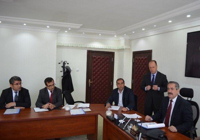 Adilcevaz Belediyesi Nisan Ayı Meclis Toplantısı