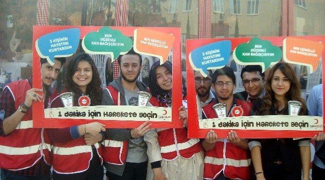 ADÜ, Kan Bağışında Üniversiteler Arasında İlk Sırada