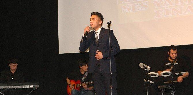 Ağrı'da Liseler Arası SES Yarışması