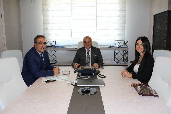 Başkanlar Alaşehir İçin Biraraya Geldi
