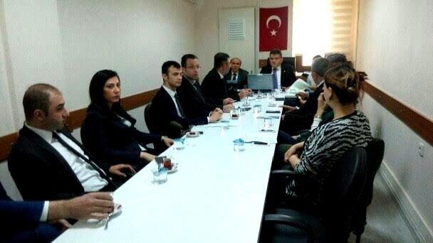 Samsun'da Yeni AVM Yönetmeliği Konuşuldu