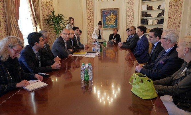 Azeri Büyükelçi Ermenistan'la Yaşanan Çatışmaları Fransız Basınına Değerlendirdi