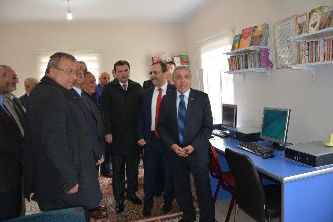 Bafra'da Mahallelere 'Kültür Evi'