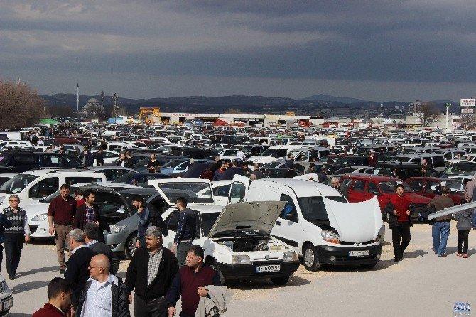 Bahar Geldi, İkinci El Otomobil Satışları Arttı