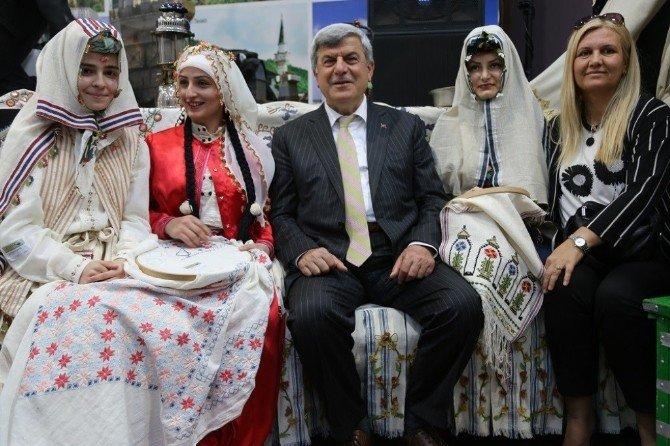 Marmara'nın Renkleri Ko-mek İle Buluştu