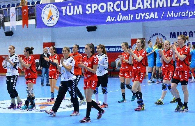 Bayanlar Hentbol Süper Ligi Play Off Çeyrek Final Maçı