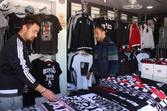 Beşiktaş Kartal Yuvası'nda 600 Çeşit Ürün