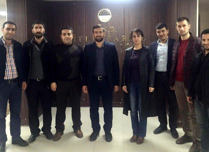 Bitlis'te 5 Nisan Avukatlar Günü Etkinliği