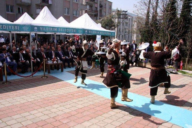 Bursa'nın Fethi Balabanbey Kalesinde Kutlandı