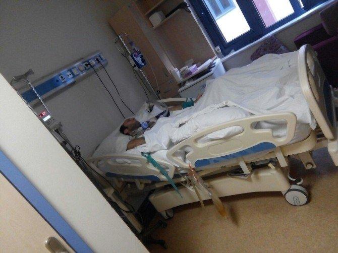 Burun Ameliyatı Olan Genç Adam 3 Aydır Komada