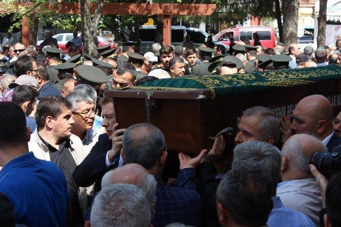 Şehit Aileleri Dernek Başkanı Hayatını Kaybetti
