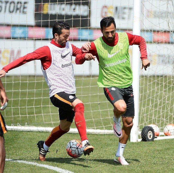 Galatasaray, ÇAYKUR Rizespor Maçı Hazırlıklarını Sürdürdü
