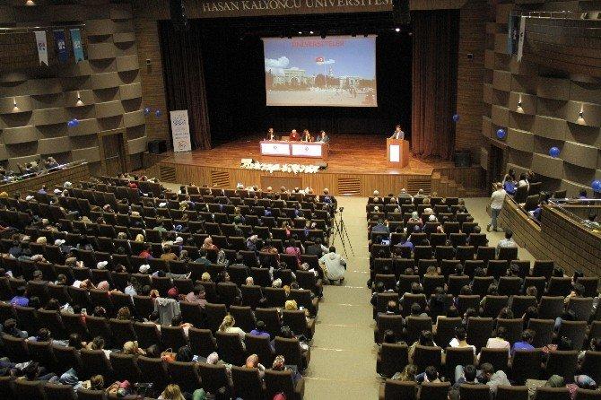 Gaziantep HKÜ'de Otizm Farkındalık Etkinliği Düzenlendi