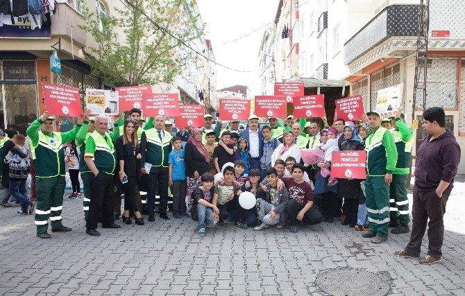 Gaziosmanpaşa Temiz Bir Çevre İçin 'Bahara Merhaba' Dedi