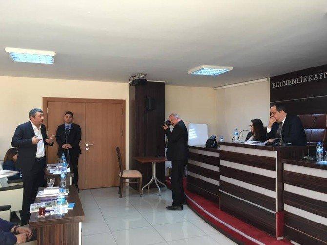 Giresun Belediye Meclisi'nde Saat Kulesi Konuşuldu