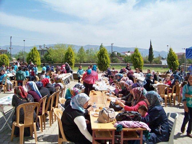 """Hassa'da """"Pilav Günü"""" Etkinliği"""