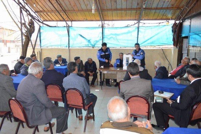 Geçit Beldesinde Huzur Toplantısı Yapıldı