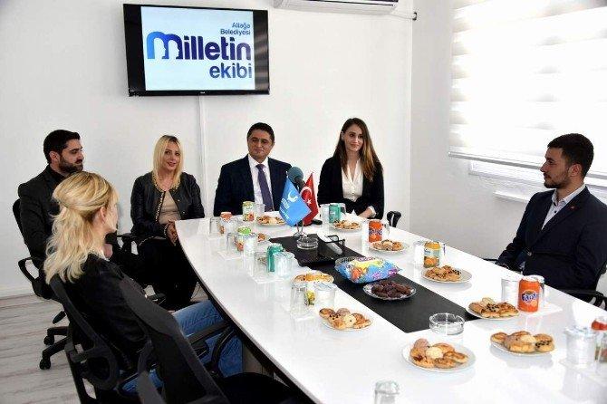 Başkan Acar'ın Milletin Ekibi Projesine O CHP'lilerden Destek