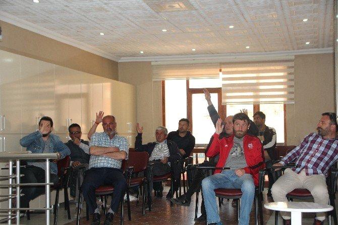 Bilecik'te U13 Futbol Ligi Kuruldu