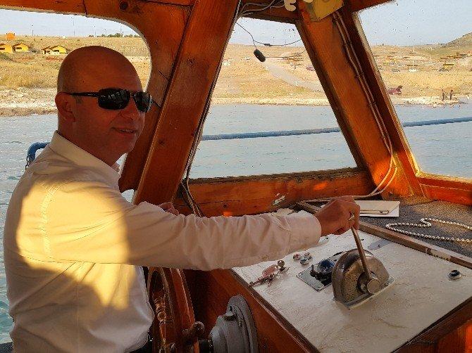 Kocasinan'dan, Gemi Sevk Ve İdare Sertifikası