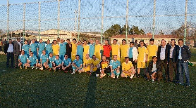 Kayseri Şeker'de 25 Takım İle Futbol Turnuvası