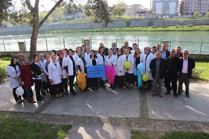 Çarşamba Ketem'den Kanser Haftası Etkinliği