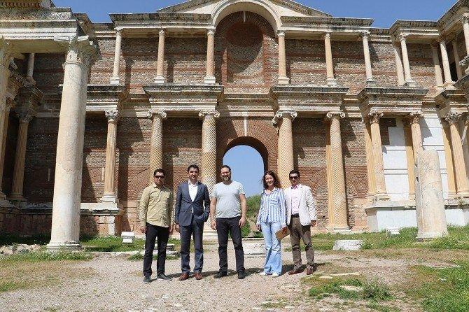 Sardes Antik Kenti Orfeo'ya Ev Sahipliği Yapacak