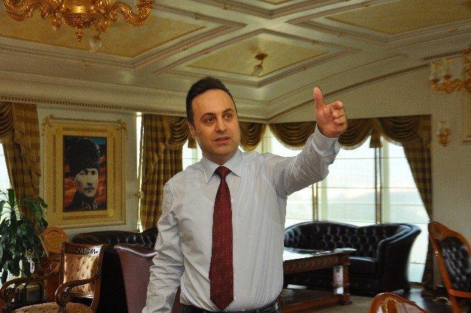 Myp Lideri Yılmaz'dan Cumhurbaşkanı Erdoğan'a Destek