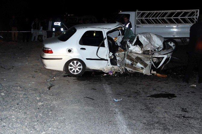 Nevşehir'de Katliam Gibi Kaza, 3 Ölü 2 Yaralı