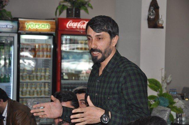 Patnos Sivil Toplum Platformu Toplandı