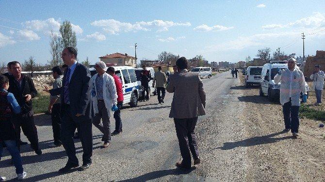Karaman'da İki Aile Arasında Silahlı Kavga: 5 Yaralı