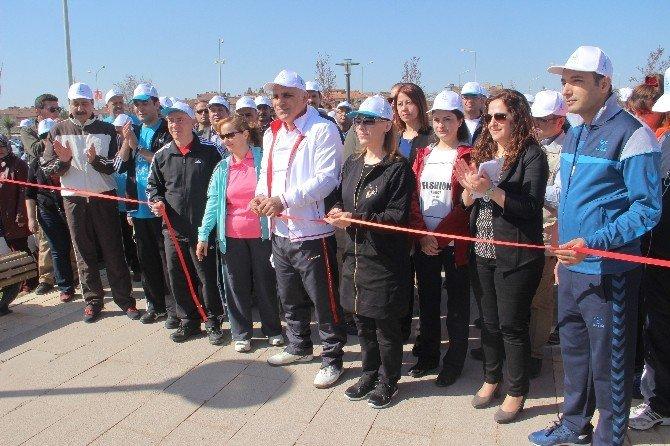 Elazığ'da 'Herkes İçin Spor Ve Sağlık' Projesinin Açılışı Yapıldı