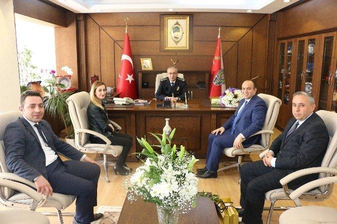Armutlu'dan Yavuz'a Ziyaret