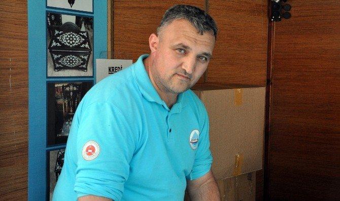 Antalyalılar Mahkumların Eserlerine Sahip Çıktı